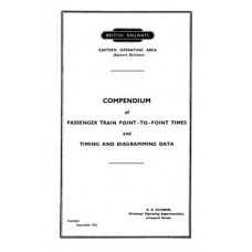 TW041 BR(E) Timetable Compendium 1952