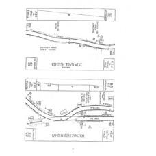 SG024 BR Signalling Diagrams and Gradients Temple Mills - Gospel Oak