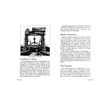 TO016 Brochure for the Harwich-Zeebrugge Train Ferries (LNER, undated)