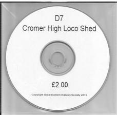 D07.CD Cromer High Loco Shed