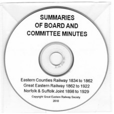 MIN.CD ECR and GER Minutes Summaries
