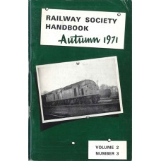 Handbooks of the Eastern Region Staff Railway Society on CD