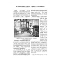 MG001 Extracts from the Railway Magazine 1898