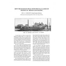 MG003 Extracts from the Railway Magazine 1899 (part 2)