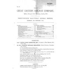 RC004 GER Directors Report 1911