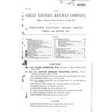 RC005 GER Directors Report 1912
