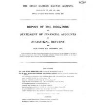 RC007 GER Directors Report 1914