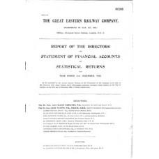 RC008 GER Directors Report 1923