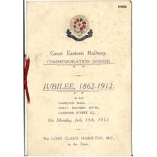 RH006 GER Jubilee Dinner 1912