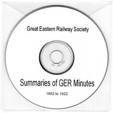 GER.CD GER Minutes Summaries