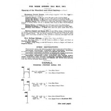RE017 GER Notice of New Works No. 405  May 1903