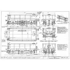 LG025 GER Tender (early pattern)
