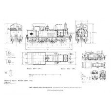 LG005 GER and LNER  2-4-2 Tank Loco