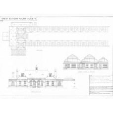 DS018 Hertford East Station Plans
