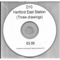 D10.CD Hertford East Station Plans