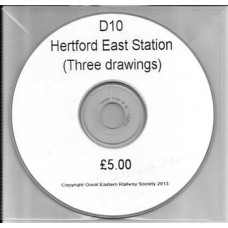 D10.CD Hertford East Station Plans