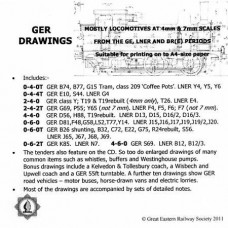 JG.CD GER Drawings on CD