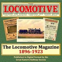 LCM.DVD  The Locomotive Magazine 1896-1923
