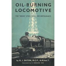LM047  Oil-burning Locomotives, 1940s