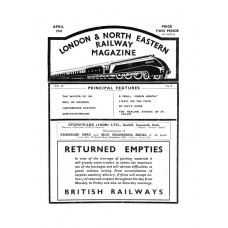 LNER Magazine Single Volume