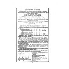 RC017 LNER Cheap Tickets 1927
