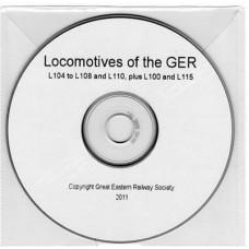 LM.CD Locomotives of the GER CD
