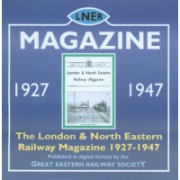 LNER DVD London and North Eastern Railway Magazine DVDs