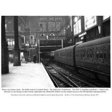 PP004  Liverpool Street to Shenfield in the late 1950s.