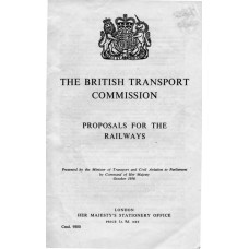RC026  British Transport Commission Review of the Railways, 1956