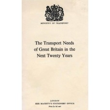 RC028  The Transport Needs of Great Britain in the Next Twenty Years, 1963.