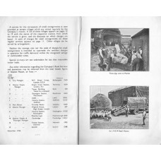 RC039  Goods Motor Facilities between City, Village and Farm, LNER 1934