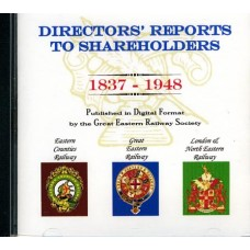 REP.CD Directors' Reports to Shareholders 1837 to 1948