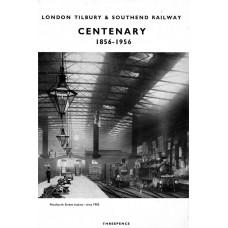 RH044  The LTSR Centenary 1956.