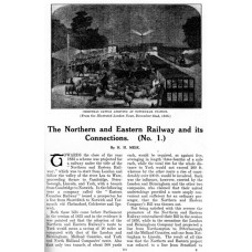 RH049  The Northern and Eastern Railway and the Norfolk Railway