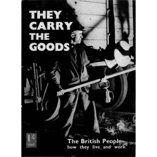 RH061  'They Carry the Goods', 1940s