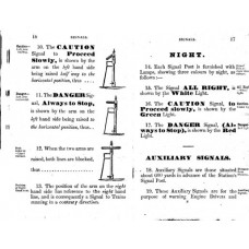 RR043  ECR Rule Book 1852