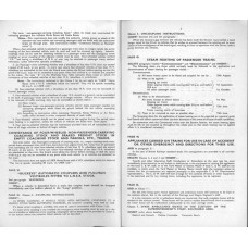 RR060  Supplement to the General and Sectional Appendices, BR 1956