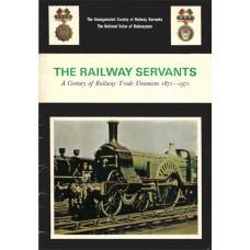 RW005   A Century of Railway Trade Unionism: N.U.R. 1971