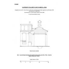 DS008 Saffron Walden Loco Shed