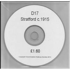 D17.CD Stratford Works