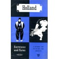 TO041  Holland: Services and Fares. Winter 1959