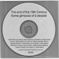 90s.CD The End of the 19th Century – some glimpses of a decade