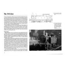 LM011 The GER 0-4-4 Tank Locomotives