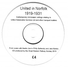 UTD.CD United in Norfolk 1919-1931