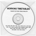 WTT.CD Working Timetables CD
