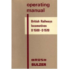 LM054:  Original Brush Type 4 Operating Manual, 1967.