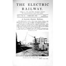 MG008: 'The Electric Railway' Volume 2, 1947.