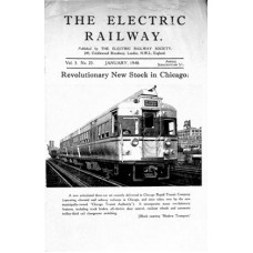 MG009: 'The Electric Railway' Volume 3, 1948.