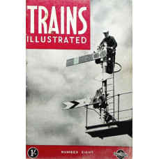 MG016:  The first sixteen issues of 'Trains Illustrated', 1946-1950.