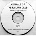 RCJ.CD:  The Journals of the Railway Club from December 1906 to October 1911.